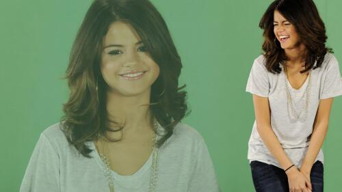 Beautiful Selena Gomez American Singer Actress Celebrity Girl Wallpaper #094