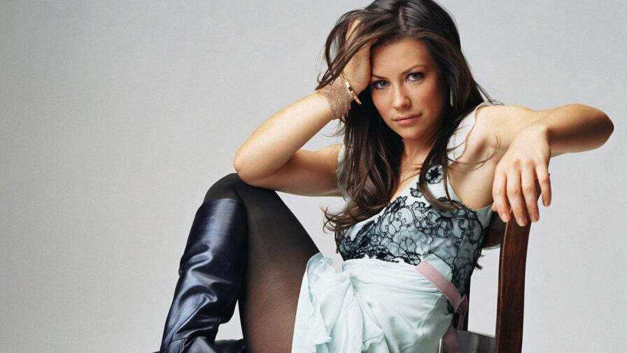 Evangeline Lilly Canadian Actress Celebrity Wallpaper #049