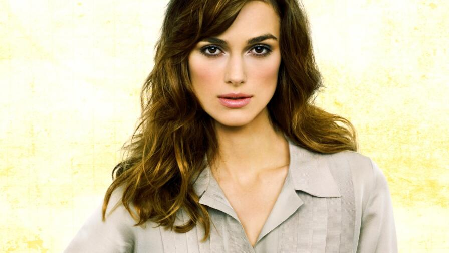 Hot Keira Knightley British Actress Celebrity Girl Wallpaper #026